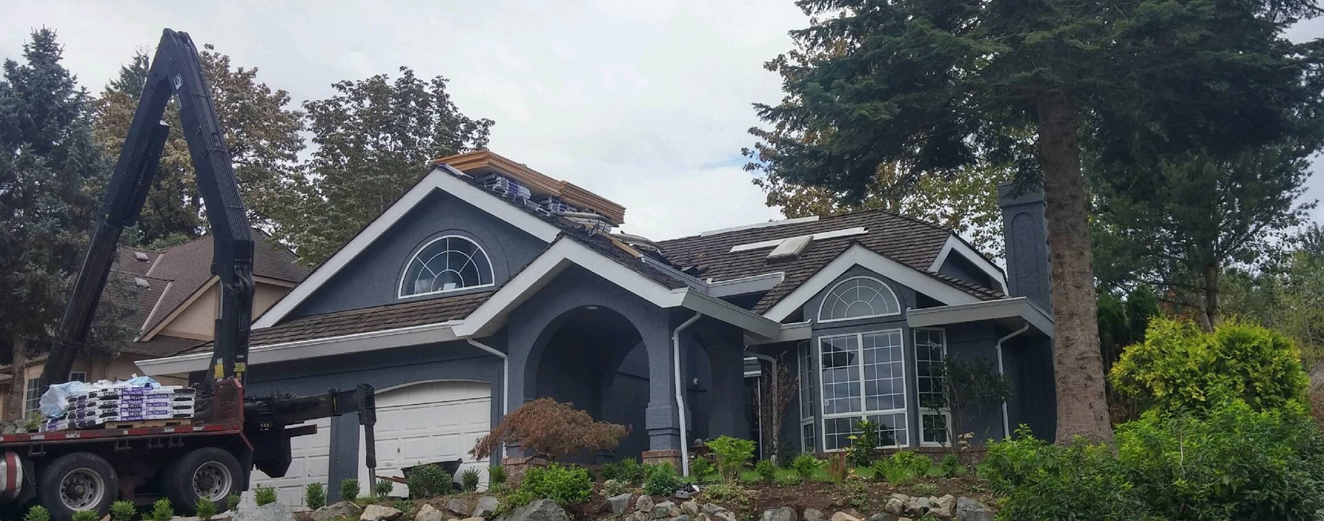Roof Installation & Replacement